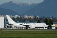 C-GKLY @ YVR - Now with Cargojet - by metricbolt