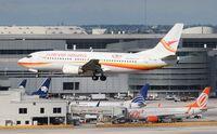 PZ-TCO @ MIA - Suriname 737-300