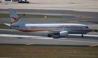 PZ-TCQ @ MIA - Suriname 737