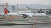 RP-C7773 @ LAX - Philippine 777-300