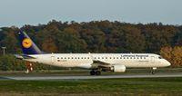 D-AECE @ EDDF - Lufthansa Cityline, seen here at Frankfurt Rhein/Main(EDDF) - by A. Gendorf