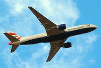 G-VIIJ @ EGLL - Boeing 777-236ER [27492] (British Airways) Home~G 04/03/2010 Departing 9R.