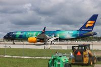 TF-FIU @ MCO - Icelandair Northern Lights