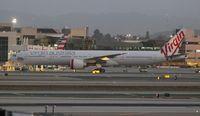 VH-VPH @ LAX - Virgin Australia 777-300