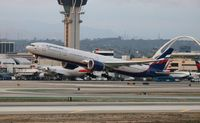 VP-BGD @ LAX - Aeroflot 777-300