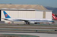 B-2048 @ KLAX - Boeing 777-300ER - by Mark Pasqualino