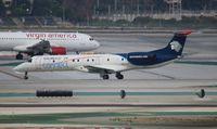 XA-FLI @ LAX - Aeromexico Connect