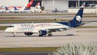XA-GAI @ MIA - Aeromexico Connect