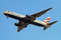 G-BNWW @ EGLL - Boeing 767-336ER [25831] (British Airways) Home~G 15/05/2010. On approach 27R.