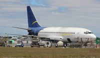 XA-UMP @ OPF - Un Titled 737-200 about to get scrapped