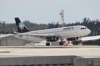 XA-VLC - A320 - Volaris