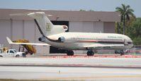 XT-BFA @ FLL - Burkina Faso Government 727-200