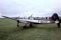 F-BHTF @ EGBK - Nord N.1203 Norecrin III [358] Sywell~G 02/07/1978
