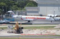 YV1111 @ FLL - Conviasa CRJ-700