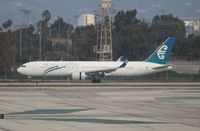 ZK-NCL @ LAX - Air New Zealand 767-300