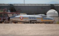 39 @ DMA - Dassault Mystere IVA getting restored - by Florida Metal