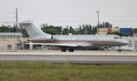 9H-VJD @ MIA - Global 6000 - by Florida Metal