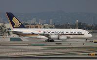 9V-SKT @ LAX - Singapore Airlines
