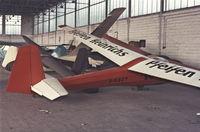 D-5807 @ EBGT - Airfield Ghent 1973. - by Raymond De Clercq