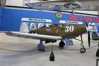 42-18814 @ DMA - P-39 Airacobra - by Florida Metal