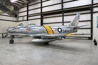 50-600 @ DMA - F-86E Sabre