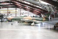 51-1944 @ DMA - RF-84F Thunderflash - by Florida Metal