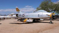 53-1525 @ DMA - F-86H Sabre - by Florida Metal
