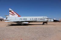 56-1393 @ DMA - F-102A Delta Dagger - by Florida Metal