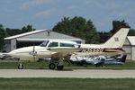 N3556G @ OSH - 2015 EAA AirVenture - Oshkosh Wisconsin