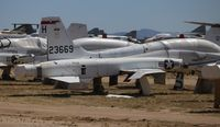 62-3669 @ DMA - T-38A - by Florida Metal