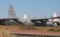 63-7792 @ DMA - C-130E - by Florida Metal