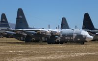63-7809 @ DMA - C-130E-LM Hercules - by Florida Metal