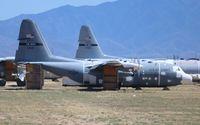 63-7835 @ DMA - C-130E - by Florida Metal