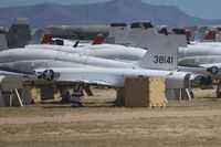 63-8141 @ DMA - T-38A - by Florida Metal