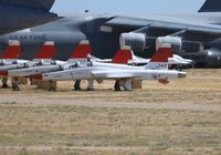 63-8243 @ DMA - T-38A - by Florida Metal