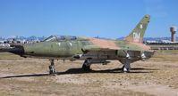 63-8285 @ DMA - F-105G - by Florida Metal