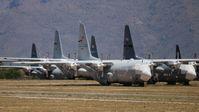 64-0498 @ DMA - C-130E