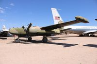 64-17653 @ DMA - A-26A redesignated B-26K - by Florida Metal