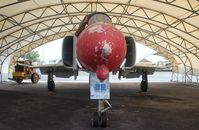 65-0747 @ ORL - Joe Kittingers F-4 before it was restored - by Florida Metal