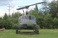 65-9696 - UH-1H in Vandalia VFW Hall - by Florida Metal