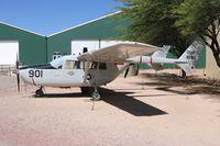 68-6901 @ DMA - O-2A Super Skymaster - by Florida Metal