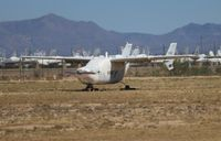 68-11167 @ DMA - O-2A Super Skymaster - by Florida Metal