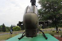 68-15074 - AH-1G Cobra at Veterans Park Monroe Michigan - by Florida Metal