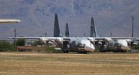 69-6572 @ DMA - AC-130H Gravedigger - by Florida Metal