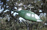 71-20748 - OH-58A Kiowa at Tampa Veterans Park - by Florida Metal