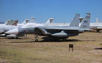 77-0070 @ DMA - F-15A Eagle - by Florida Metal