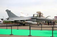 131 @ LFPB - Dassault Rafale C, Static display, Paris-Le Bourget airport (LFPB-LBG) Air show 2015 - by Yves-Q
