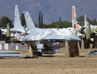 83-1129 @ DMA - F-16C - by Florida Metal