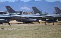 83-1140 @ DMA - F-16C - by Florida Metal