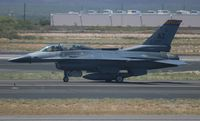 83-1177 @ TUS - F-16D